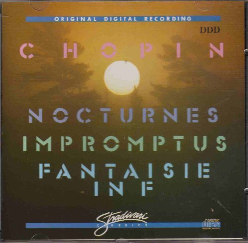 F. Chopin Piano Masterpieces