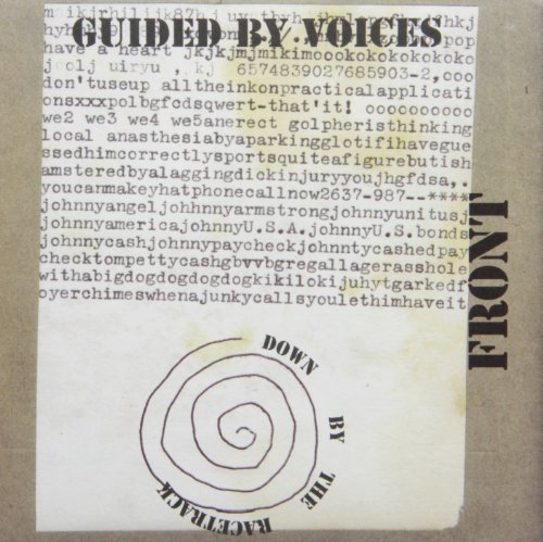Guided By Voices Down By The Racetrack 7 Inch Single
