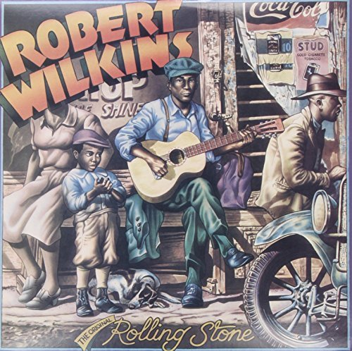 Robert Wilkins Original Rolling Stone 180gm Vinyl