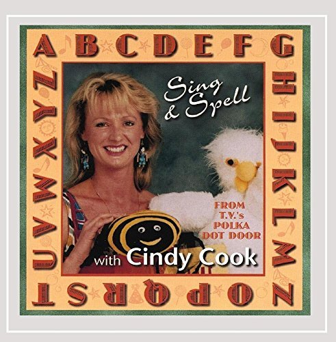 Cook Cindy Sing & Spell