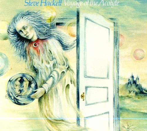 Steve Hackett Voyage Of The Acolyte Remastered Incl. Bonus Tracks