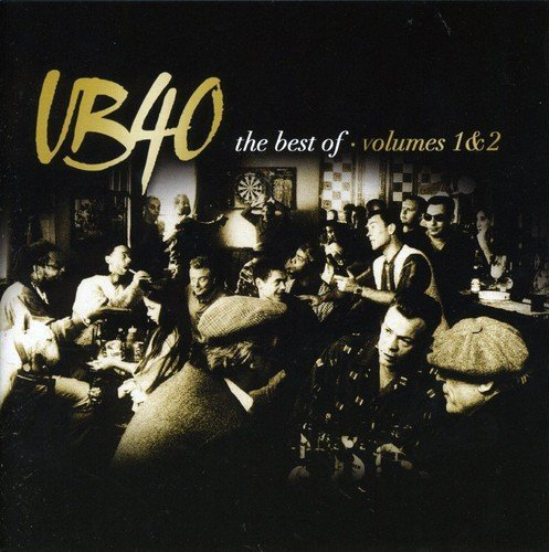Ub40 Vol. 1 2 Best Of Ub40 Import Eu 2 CD Set