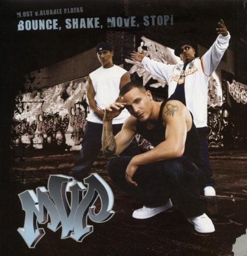 M.V.P. Bounque Shake Move Stop! Import Gbr Bounque Shake Move Stop!