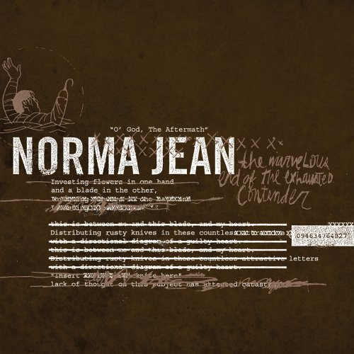 Norma Jean O'god Aftermath Deluxe Ed. Incl. DVD