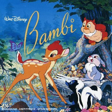 bambi-french-soundtrack-import-eu