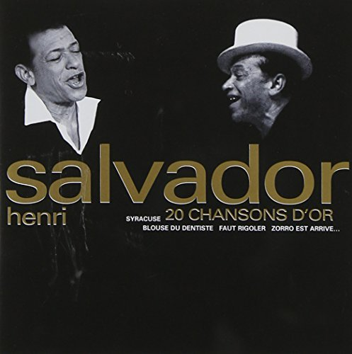 Henri Salvador 20 Chansons D'or Import Eu