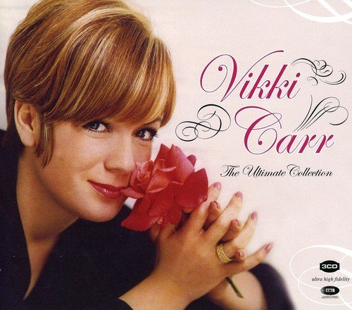 Vikki Carr Ultimate Collection Import Gbr 3 CD