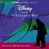 Louis Armstrong Disney Songs Satchmo Way Import Gbr