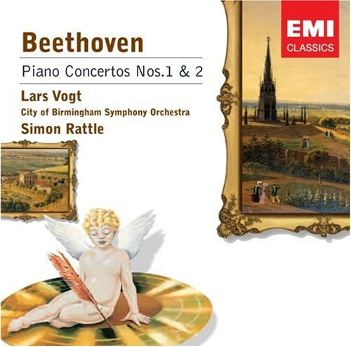 L.V. Beethoven Cons Pno 1 2 Rattle City Of Birmingham So