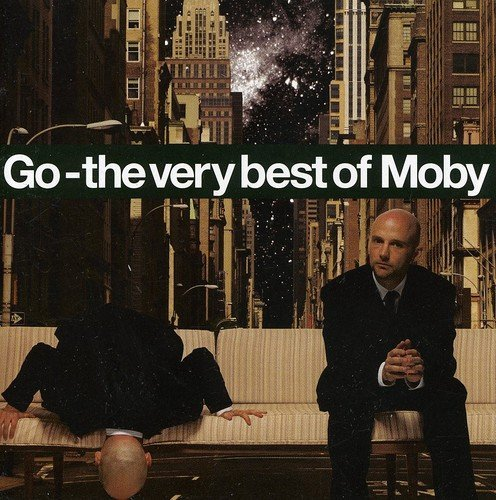 Moby Go Very Best Of Import Eu