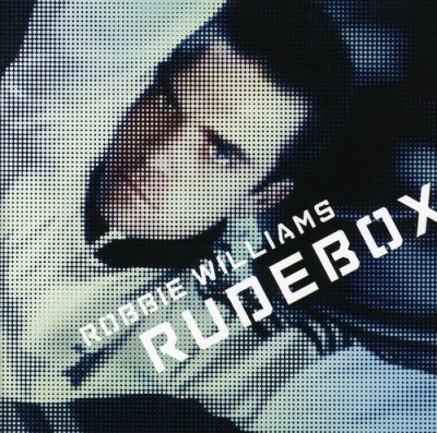 Robbie Williams Rudebox Import Eu