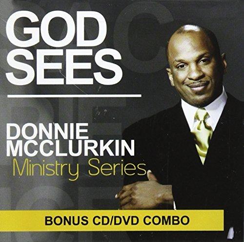 Donnie McClurkin/God Sees@Incl. Dvd