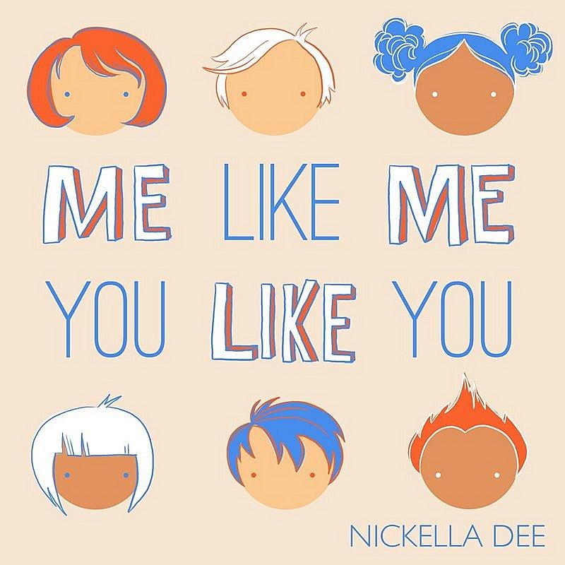 Nickella Dee/Me Like Me You Like You@Cd-R
