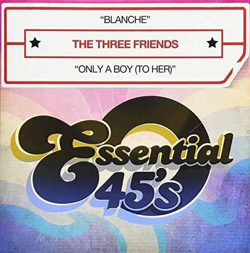 Three Friends/Blanche@Cd-R@Digital 45