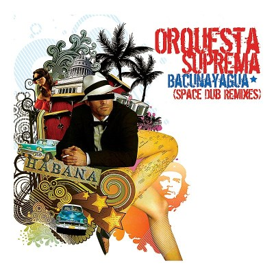 Orquesta Suprema/Bacunayagua@Cd-R@Digital 45