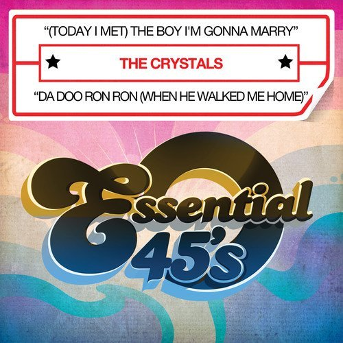Crystals/(today I Met) The Boy I'M Gonn@Cd-R