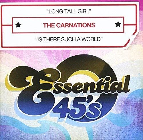 Carnations/Long Tall Girl@Cd-R@Digital 45