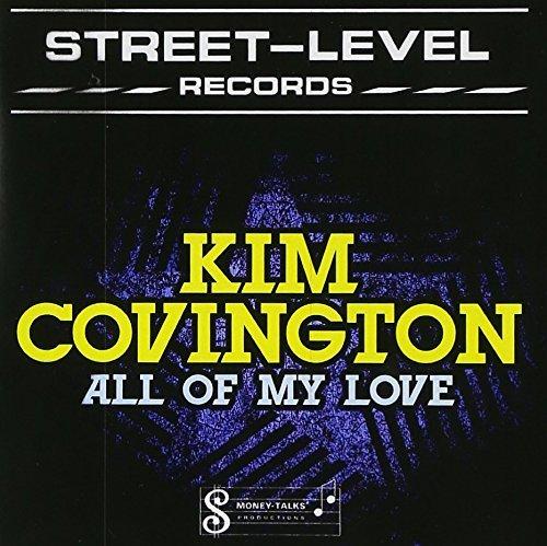 Kim Covington/All Of My Love@Cd-R
