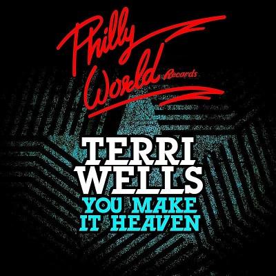 Terri Wells/You Make It Heaven@Cd-R