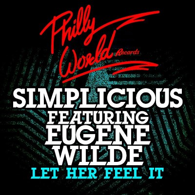 Simplicious/Let Her Feel It@Cd-R