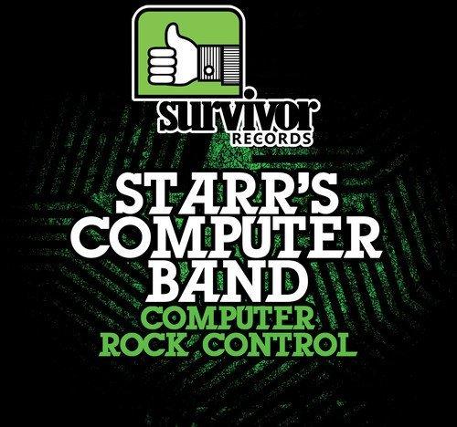 Starr's Computer Band/Computer Rock Control@Cd-R