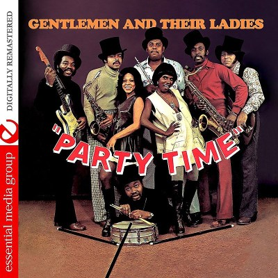Gentlemen & Their Ladies/Party Time@This Item Is Made On Demand@Could Take 2-3 Weeks For Delivery