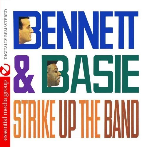 Tony Bennett Strike Up The Band This Item Is Made On Demand Could Take 2 3 Weeks For Delivery