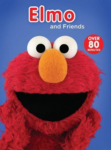 Sesame Street Elmo & Friends DVD Nr
