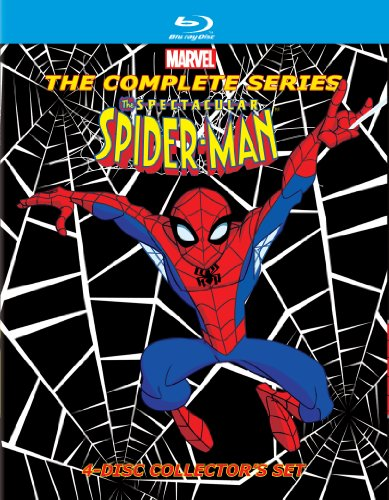 Spectacular Spider Man Complete Series Blu Ray Nr Ws