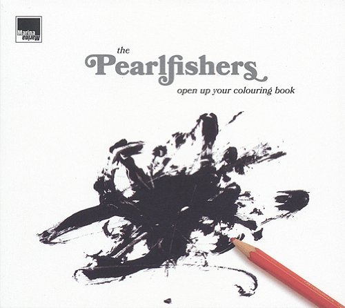 Pearlfishers Open Up Your Coloring Book