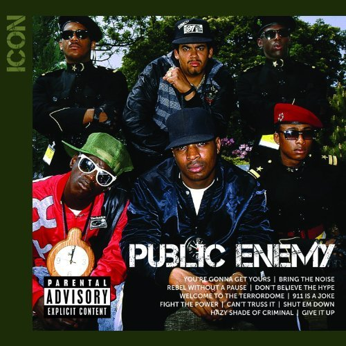 Public Enemy Icon Explicit Version