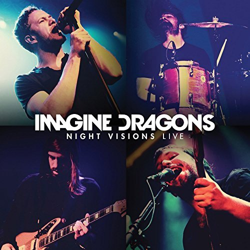 Imagine Dragons Night Visions Live (cd DVD Edi Import Eu Incl. DVD