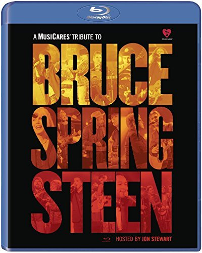 Bruce Springsteen Musicares Person Year Tribute Blu Ray Nr