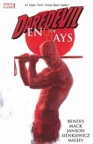 Brian Michael Bendis Daredevil End Of Days