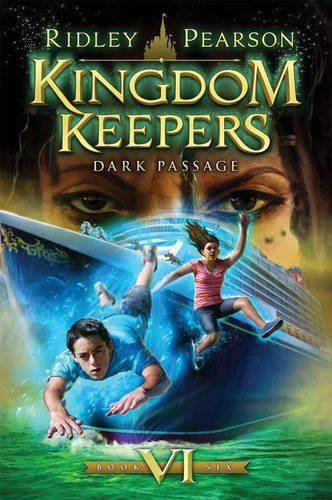 Ridley Pearson Kingdom Keepers Vi Dark Passage