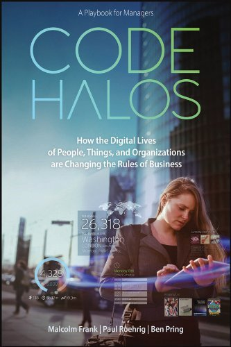 Malcolm Frank Code Halos How The Digital Lives Of People Things And Orga