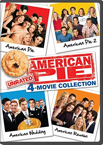 American Pie 4 Movie Pack 4 Movie Pack