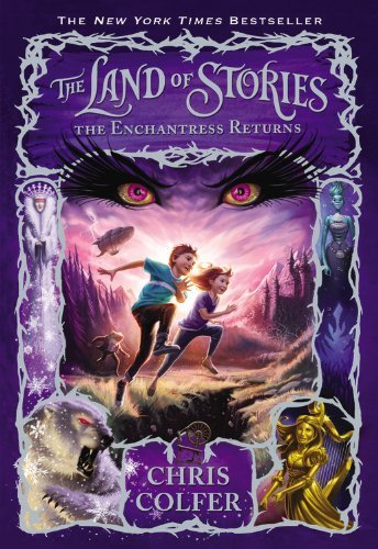 Chris Colfer The Enchantress Returns Land Of Stories #2