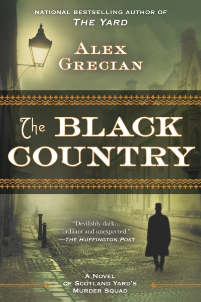 Alex Grecian The Black Country