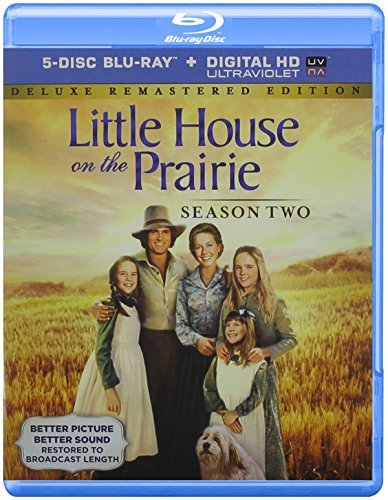 Little House On The Prairie Season 2 Blu Ray Nr