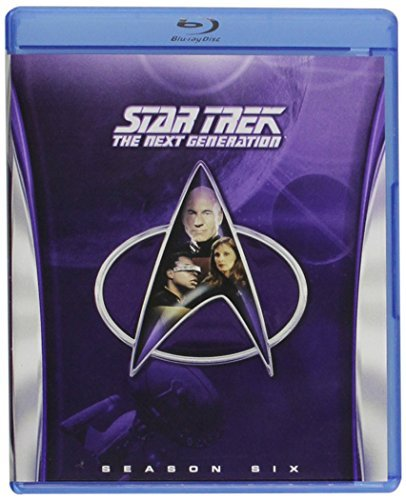 Star Trek Next Generation Season 6 Blu Ray