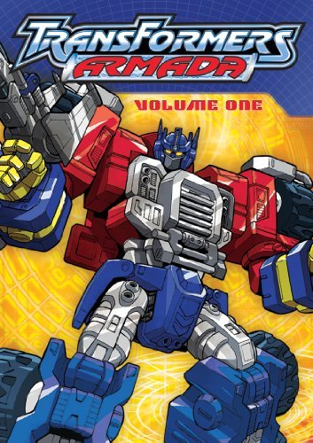 Transformers Armada Volume On Transformers Armada Volume On