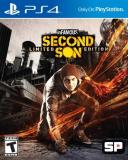 Ps4 Infamous Second Son Limited Edition Sony Computer Entertainment M
