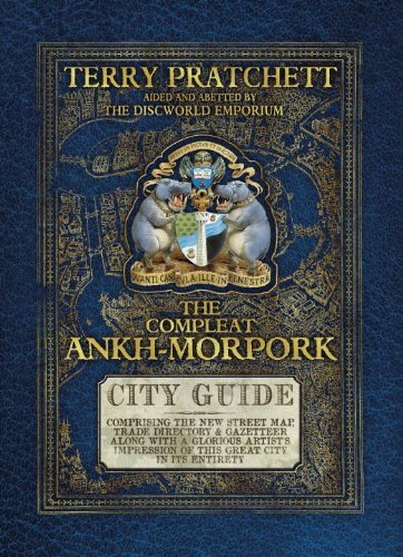 Terry Pratchett The Compleat Ankh Morpork