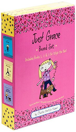 Charise Mericle Harper Just Grace Boxed Set