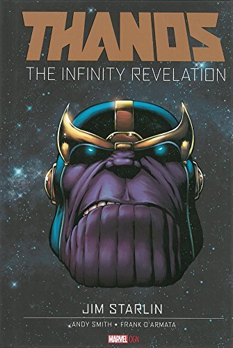 Jim Starlin Thanos The Infinity Revelation