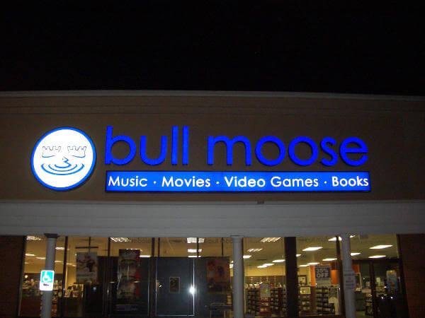Bangor Bull Moose