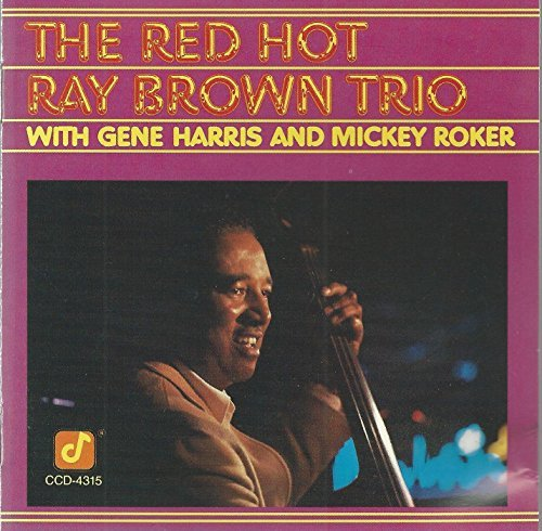 Ray Trio Brown Red Hot Trio