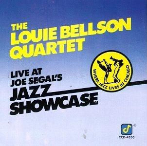 Louie Quartet Bellson/Live At The Jazz Showcase