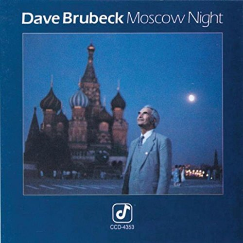 Dave Brubeck Moscow Nights Made On Demand This Item Is Made On Demand Could Take 2 3 Weeks For Delivery